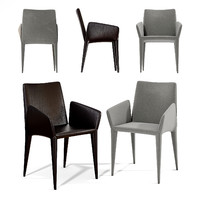 3d model bonaldo miss filly chair