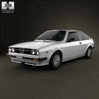 Alfa Romeo Sprint 1976