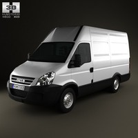 Iveco Daily Panel Van 3300 H2 2008
