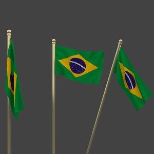 national flag brazil max