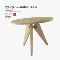3d table prouv