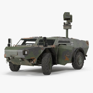 fennek german reconnaissance vehicle max