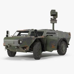 fennek german reconnaissance vehicle max