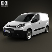 Citroen Berlingo Panel Van L1 2011