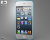 Apple iPod Touch 5th generation 2012