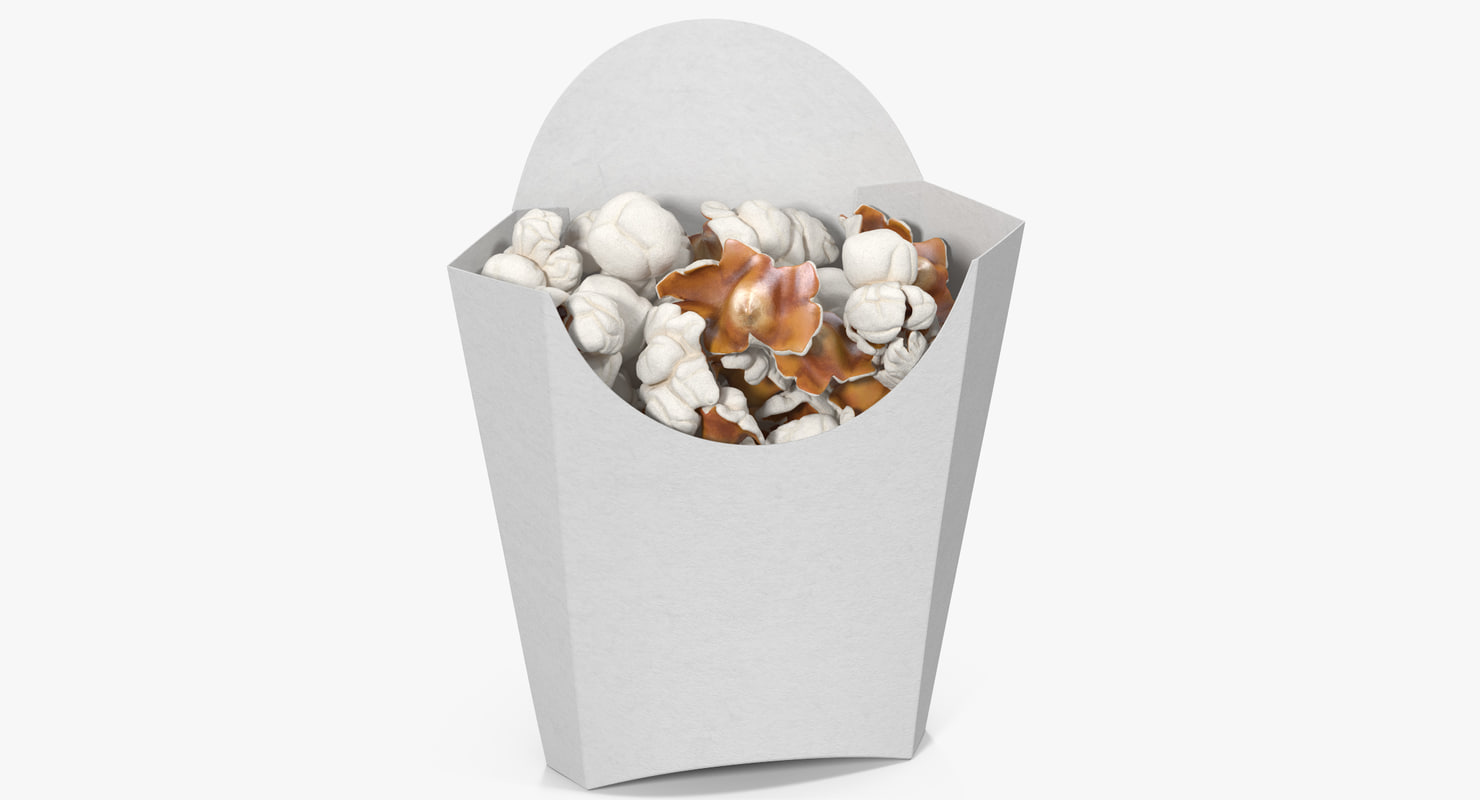 3d popcorn 4