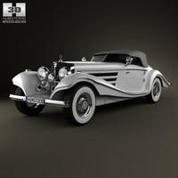 Mercedes-Benz 500K Special Roadster 1936