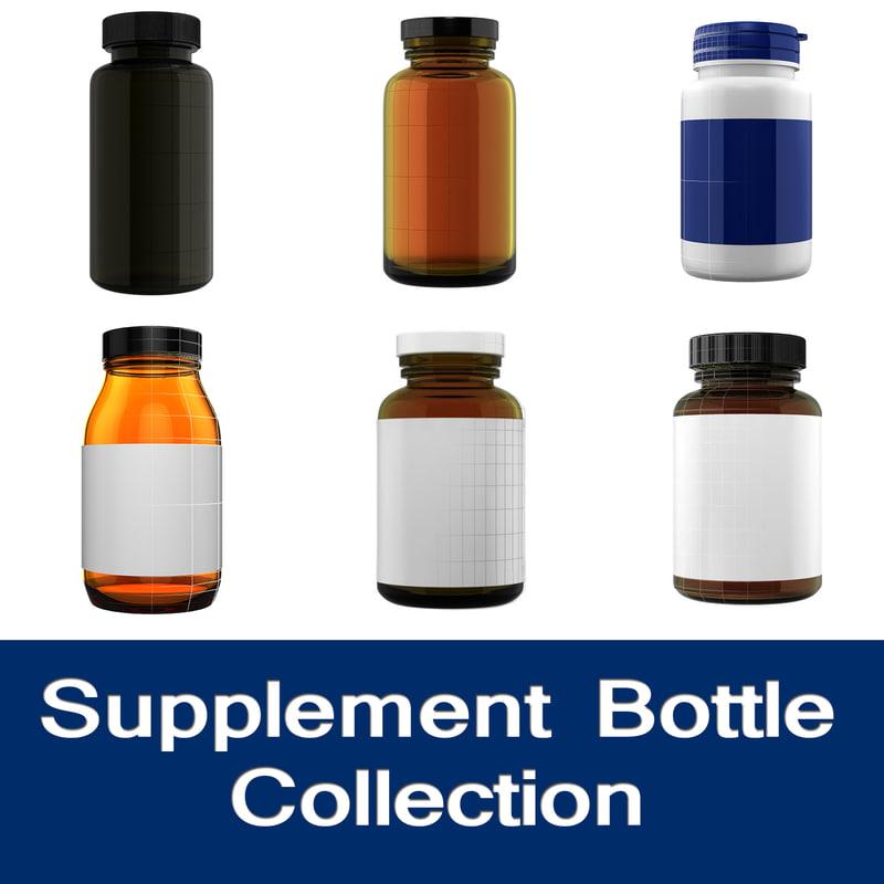 obj supplement bottle