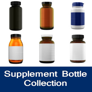 obj supplement bottle