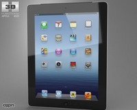 apple ipad 4 3ds