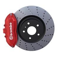 3d obj sport ventilated brake
