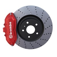 3d obj sport ventilated brake