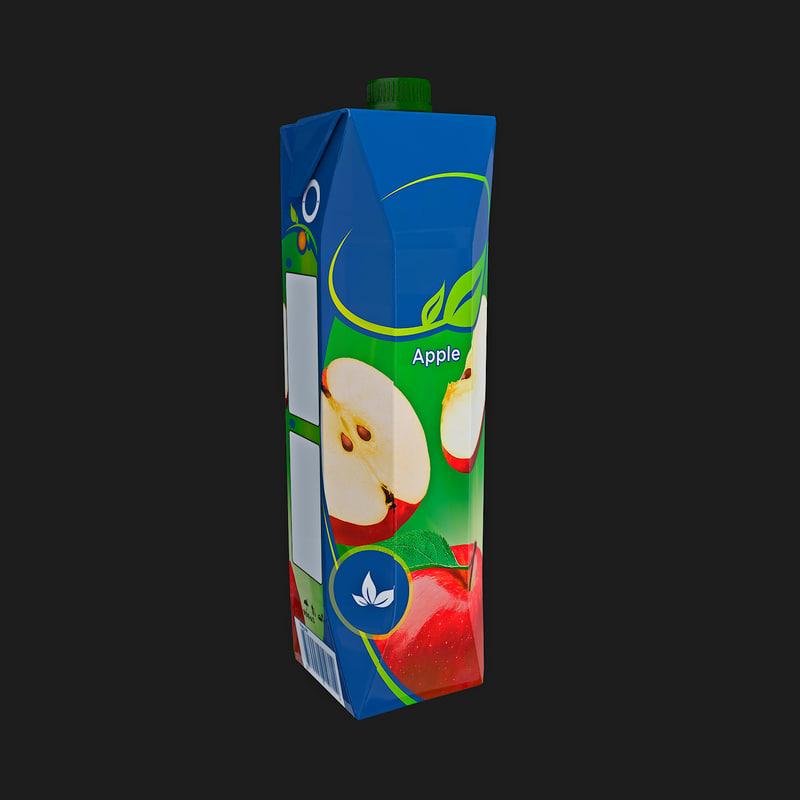 juice 3d max