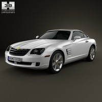 3d chrysler crossfire 2003