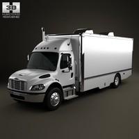 Freightliner M2 106 Custom Tool Truck 2012