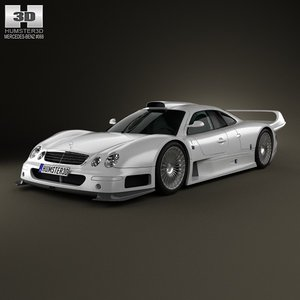 mercedes benz clk 3d 3ds
