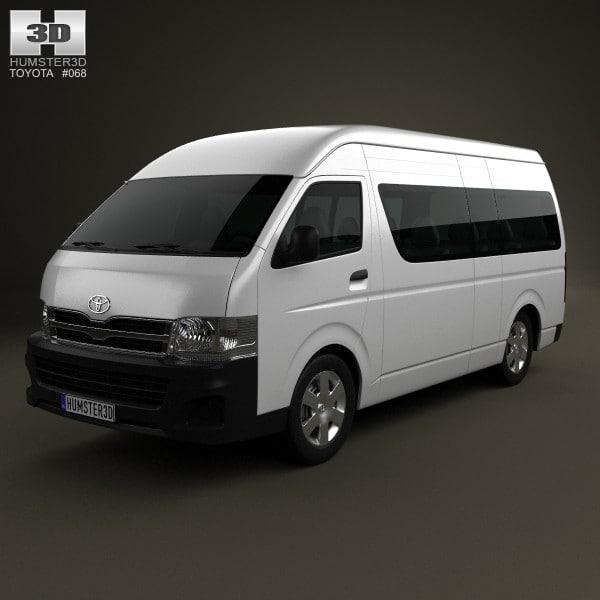 3d car base model