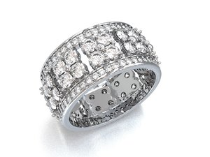 3d engagemoment ring ii