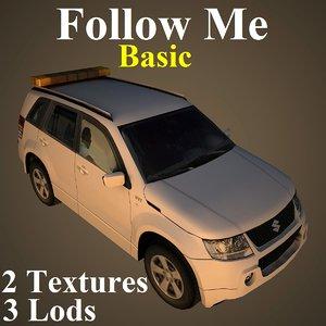 follow basic 3d max