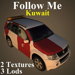 follow kuw 3d max