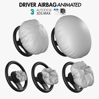 Driver Airbag Animated