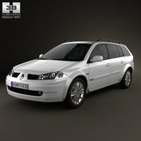 3d model car 2008 5