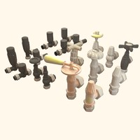 Sanitary Taps Collection