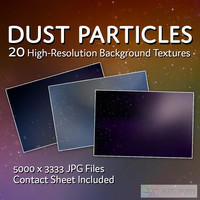 Dust Particle Texture Pack
