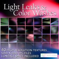 Light Leaks & Color Washes
