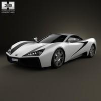 3d model car 2 2013