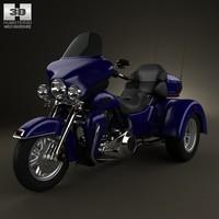 3d 2012 classic davidson model