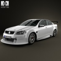 Holden Commodore V8 Supercar 2012
