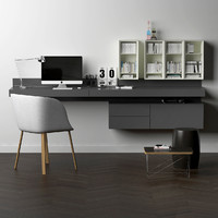 3d pianca ala desk coffee table