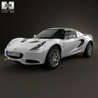 3d model of car s