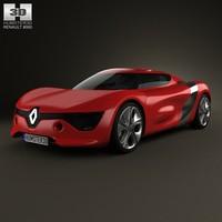 3d model 2 2012 dezir