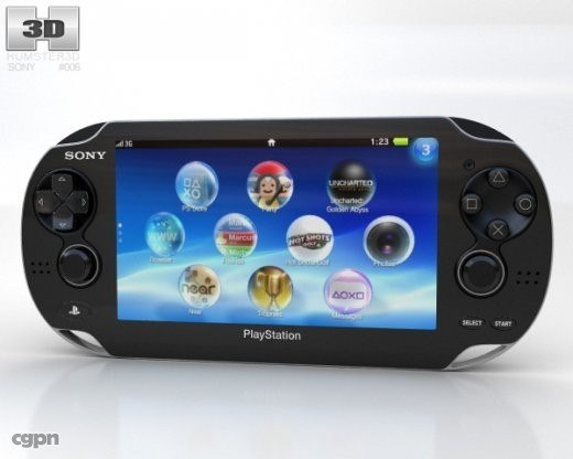 playstation sony vita 3ds