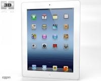 3d apple 4 model