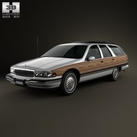 Buick Roadmaster wagon 1991