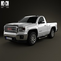 3ds 2013 cab gmc