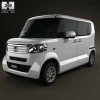 Honda N Box plus JF1 2012