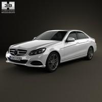 Mercedes-Benz E-class (W212) sedan 2014