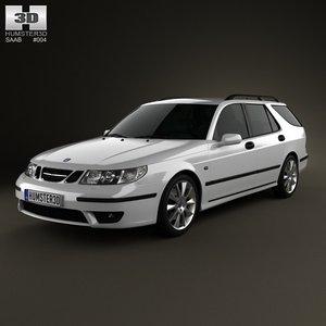 car 5 3d max
