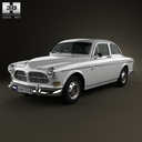 Volvo Amazon 3D models