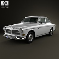 coupe 1961 amazon 3d model