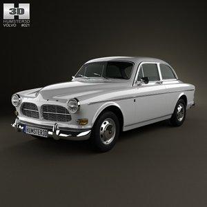 coupe 1961 amazon 3d model