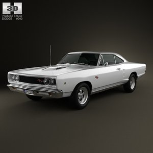3d coupe 1968 coronet