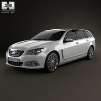 3d model car 5