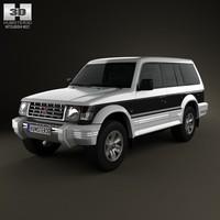 car 5 3d lwo