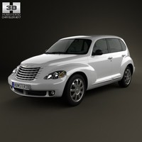 3d car 2008 5 model