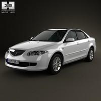 3d max car 6